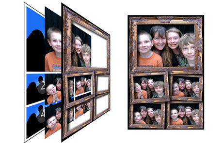 Customize The Look Of Your Photo Booth Instant Photo Booth