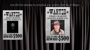 WantedPosterLiveOverlay310W